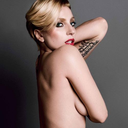 Lady+Gaga+V+Magazine