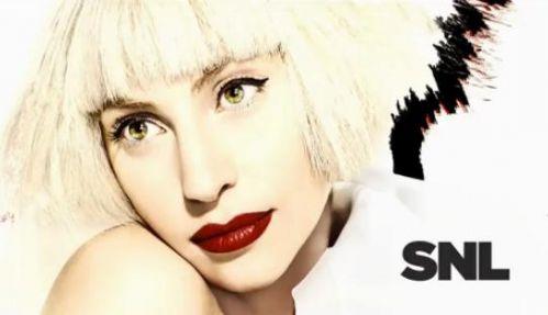 Gaga SNL