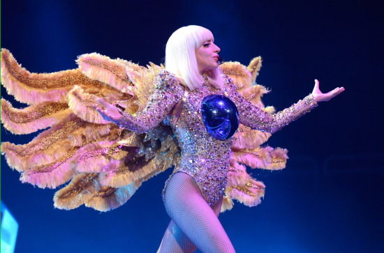 "BESTPIX - Lady Gaga  ""artRave: The Artpop Ball"" Tour - Pittsburgh"